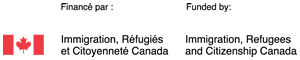 Financed by Immigration, Refugees and Citizenship Canada