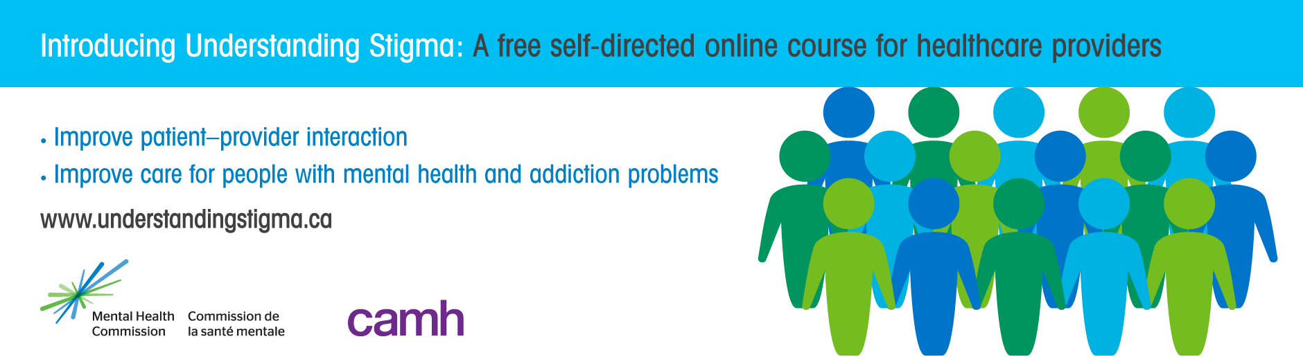 Introducing Understanding Stigma: A free self-directed online course for healthcare providers