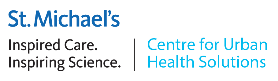 Centre for Urban Health Solutions logo