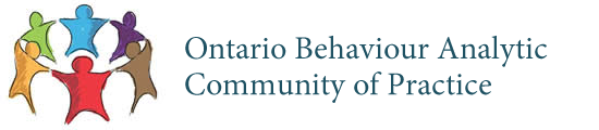 Ontario Behaviour Analysis Community of Practice