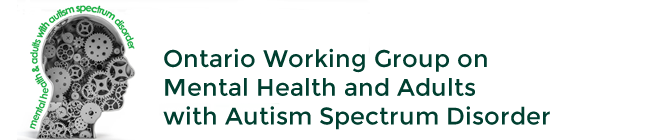 Adult with Autism Spectrum Disorder