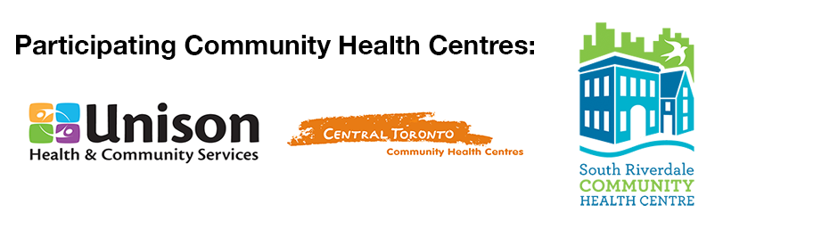 Participating Community Health Centres